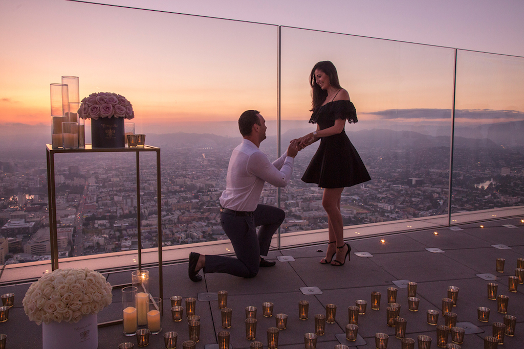 The Best Places To Propose in LA