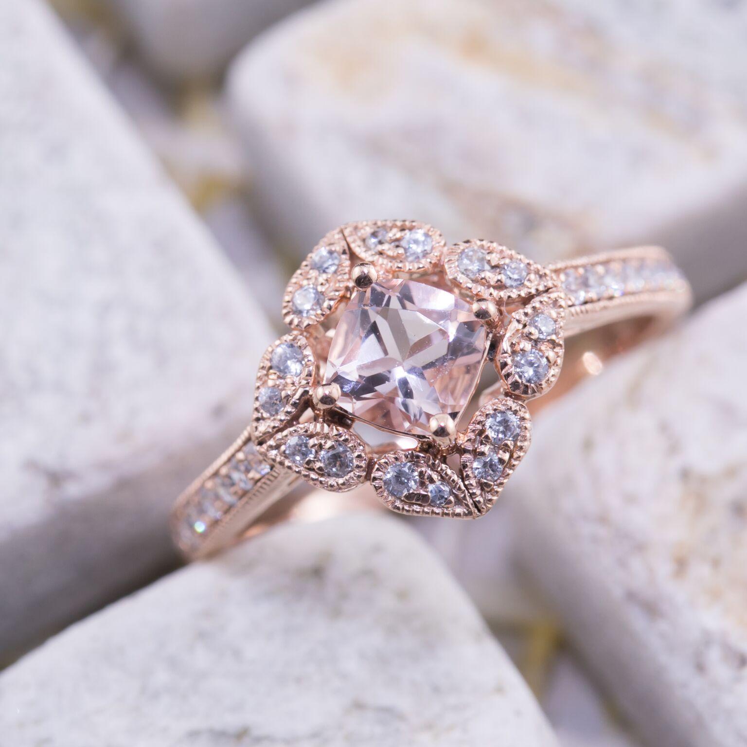 Alternative Engagement Ring Trends