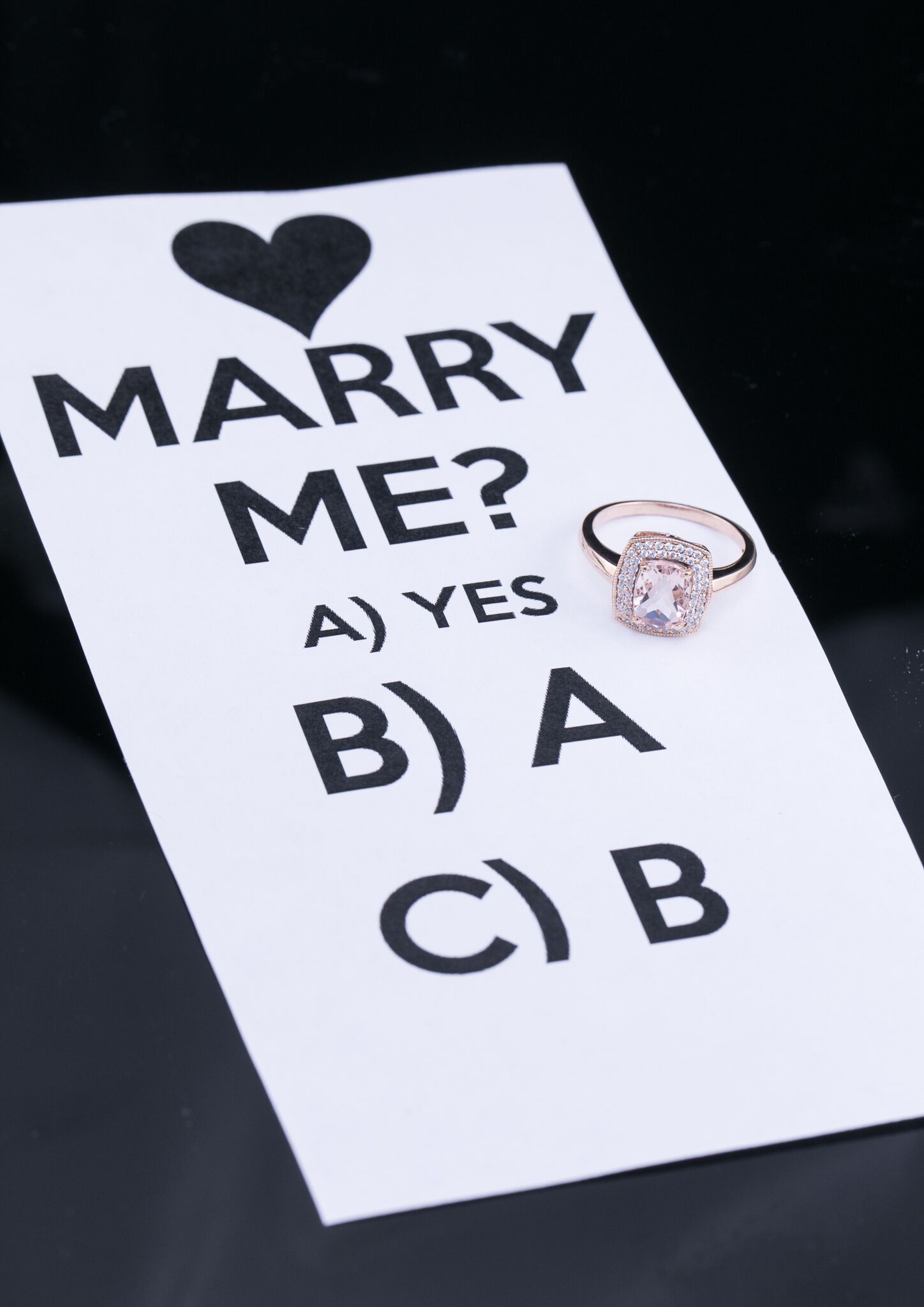 Simple Yet Romantic Proposal Idea Trends
