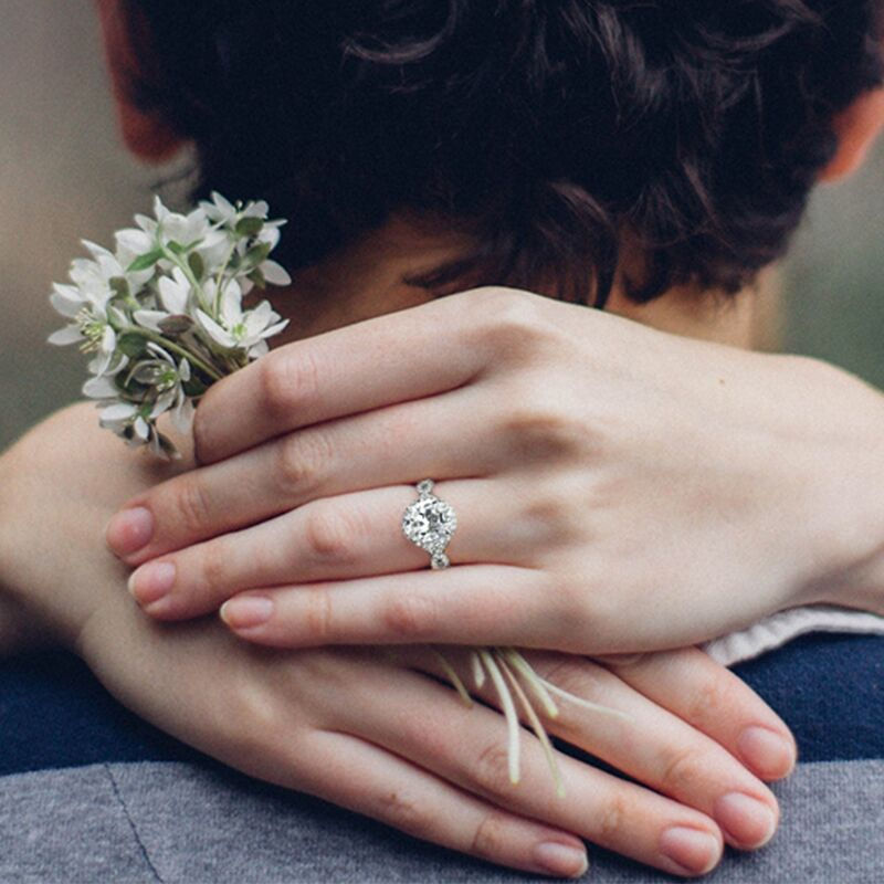 8 Major Engagement Ring Trends in 2018
