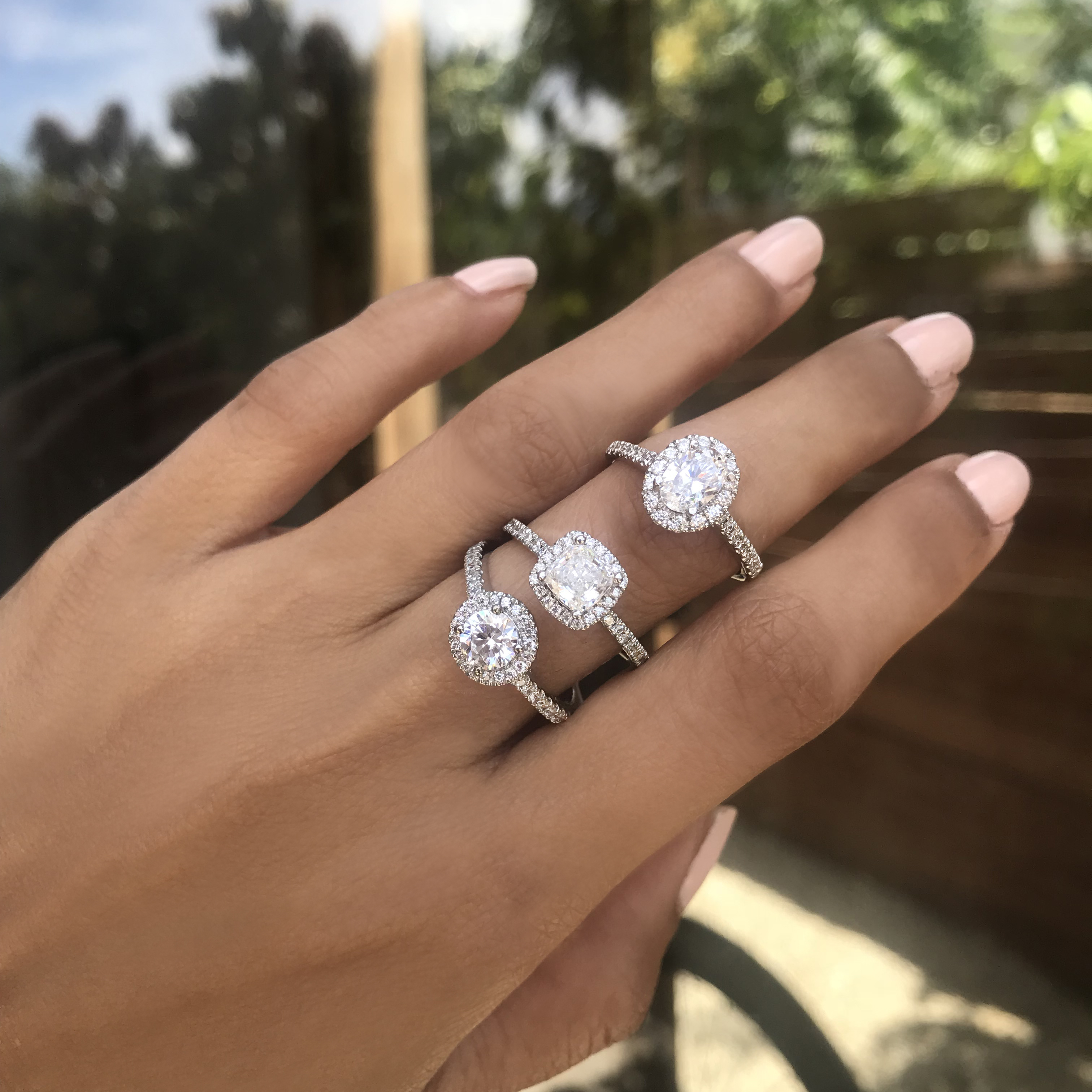 Engagement Rings 101: Settings & Styles