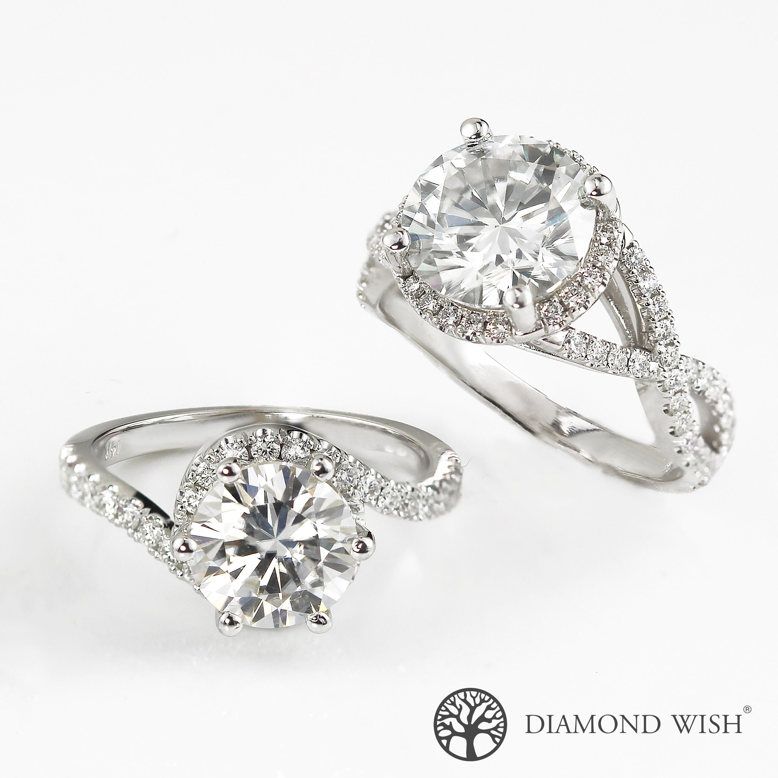 Moissanite Vs. Diamond