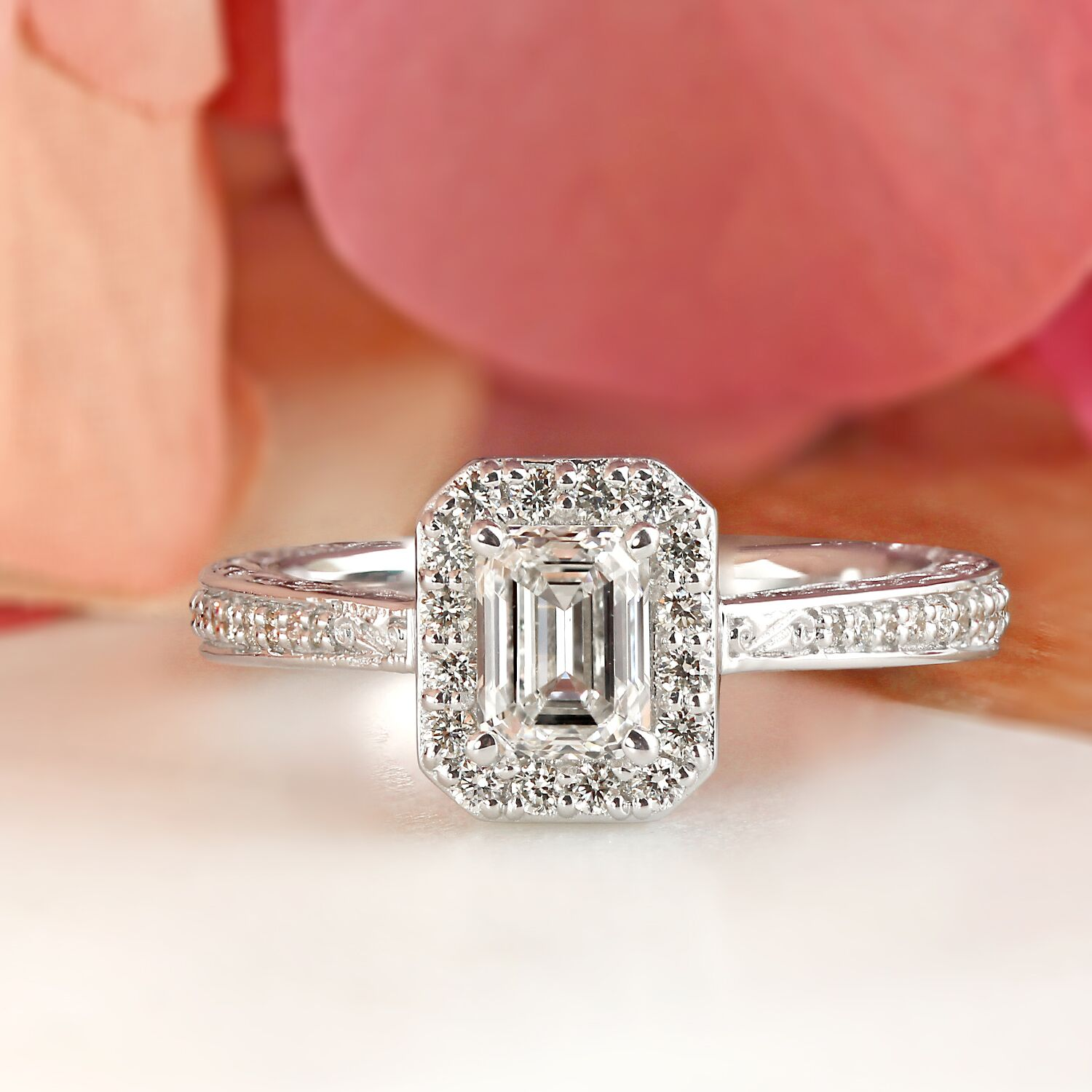 Tips for Buying an Emerald Cut Diamond
