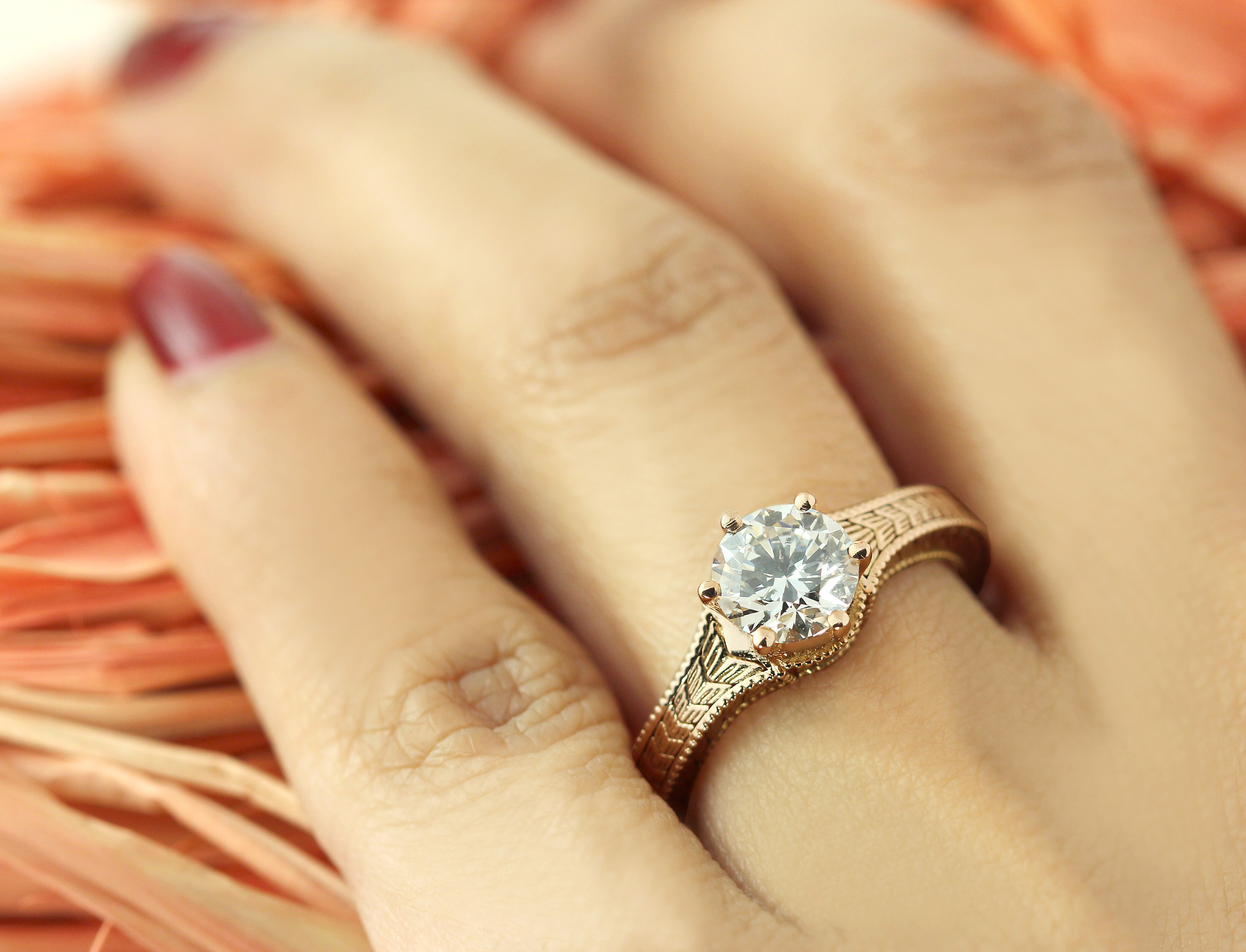 Engagement Ring Finger: The Meaning Behind