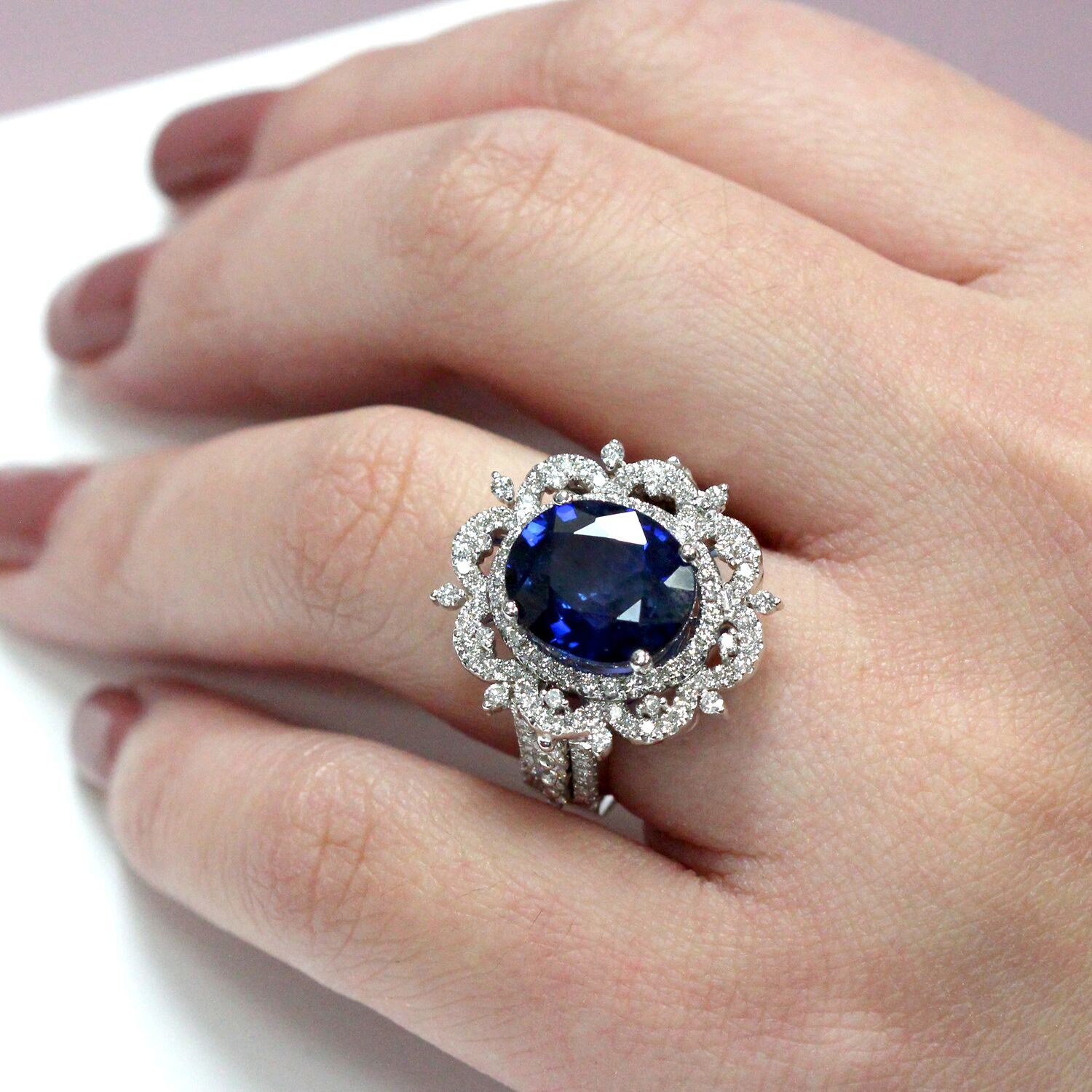 Top Gemstone Engagement Ring Trends of 2019