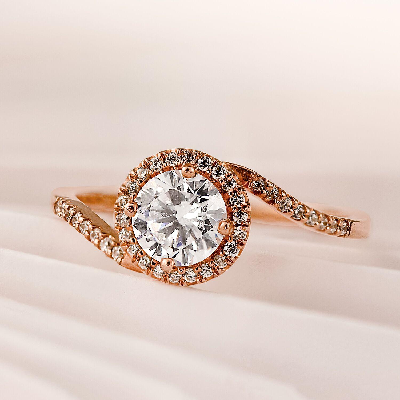 Top Engagement Rings Under 1 500 That Won T Break The Bank Diamond Wish