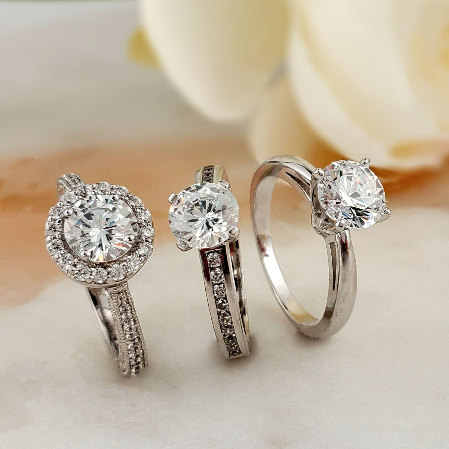 Engagement Ring Styles Through the Years
