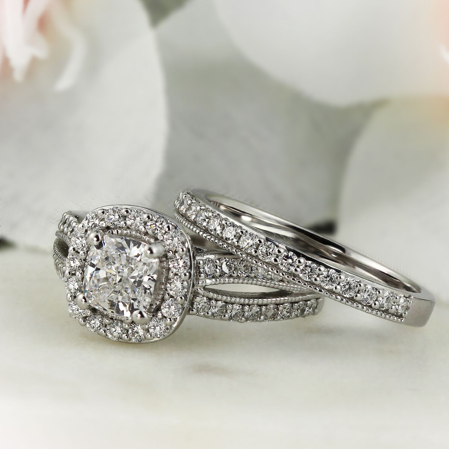 How to Choose a Princess Cut or Cushion Cut Engagement Ring