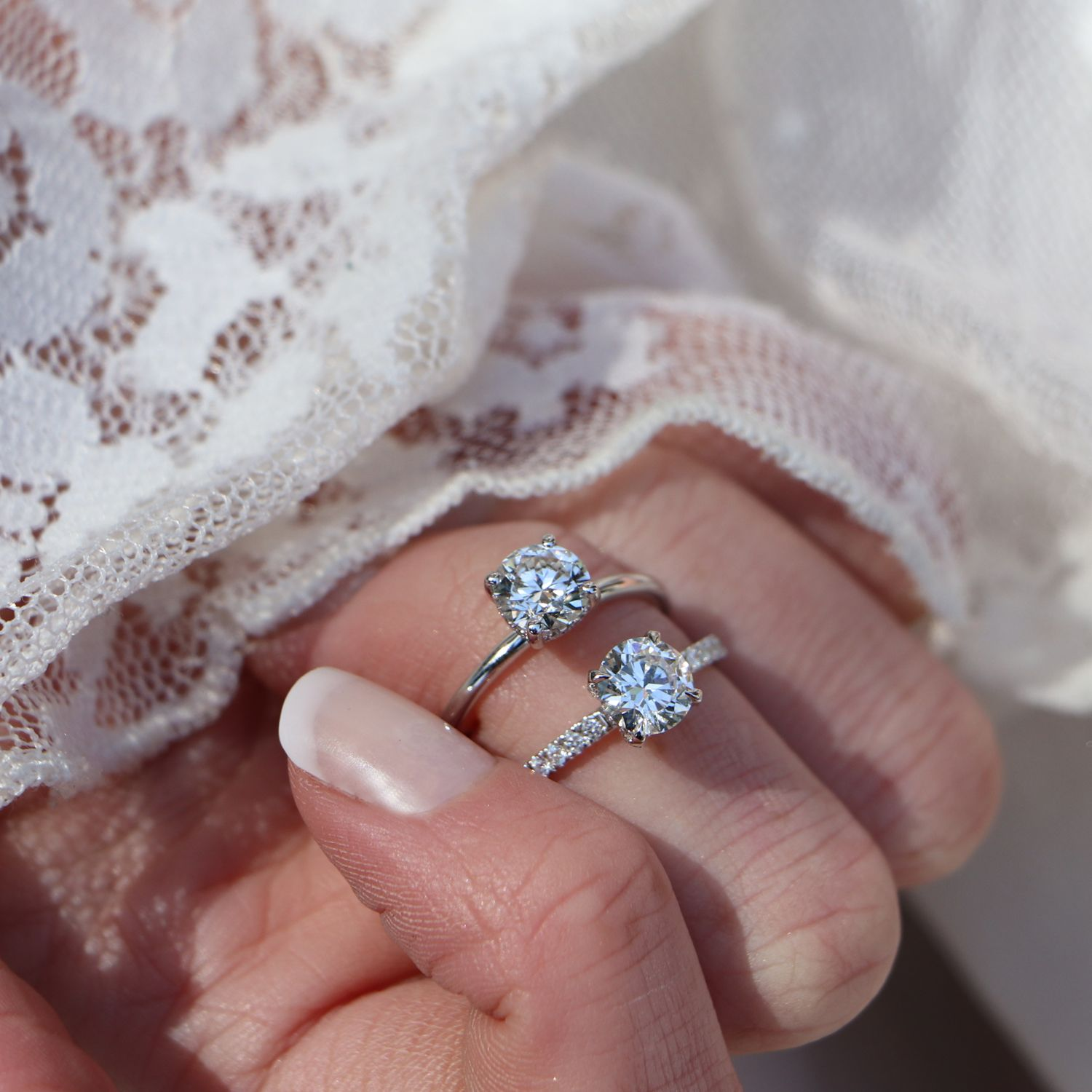 Simple Solitaire Rings: Timeless and Most Valuable Engagement Rings