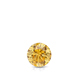 Certified 0.25 cttw Round Yellow Diamond Stud Earrings in 14k White Gold 4-Prong Basket (Yellow, SI1-SI2)