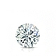 Certified 0.75 ct. tw. Round Diamond Solitaire Pendant in 14k White Gold 4-Prong Basket (G-H, SI)