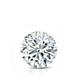 Certified 14k White Gold 4-Prong Basket Round Diamond Drop Earrings 1.00 ct. tw. (I-J, I1)
