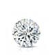 Certified 14k White Gold 4-Prong Basket Round Diamond Drop Earrings 1.25 ct. tw. (I-J, I1)