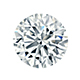 Certified 1.50 cttw Round Diamond Stud Earrings in 14k White Gold 4-Prong Basket (I-J, I1)