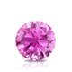 Certified 1.50 cttw Round Pink Sapphire Gemstone Stud Earrings in 14k White Gold 4-Prong Basket (Pink, AAA)
