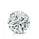 Certified 14k White Gold 4-Prong Basket Round Diamond Drop Earrings 1.75 ct. tw. (I-J, I1)