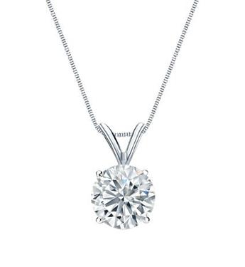 Preset Diamond Necklaces