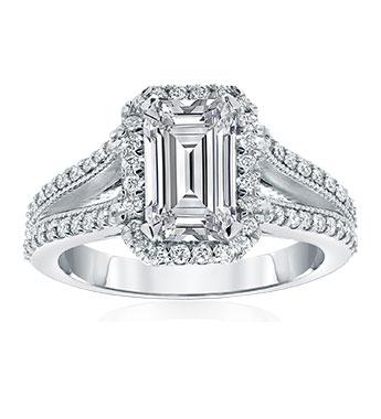 Le Désir Luxury Rings