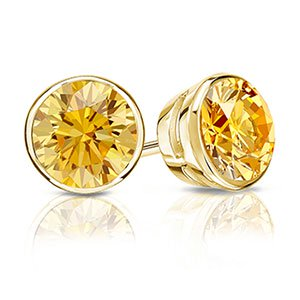 YEAR 50 GOLDEN JUBILEE YELLOW DIAMOND