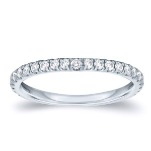 Classic Diamond Ring in 14k White Gold 0.25 ct. tw. (G-H, SI1-SI2)