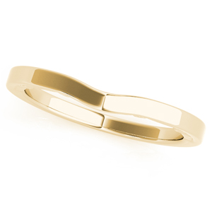ELIZA Classic Wedding Ring in 14K Yellow Gold