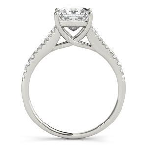 Julia Diamond Engagement Ring Ring in 14K White Gold